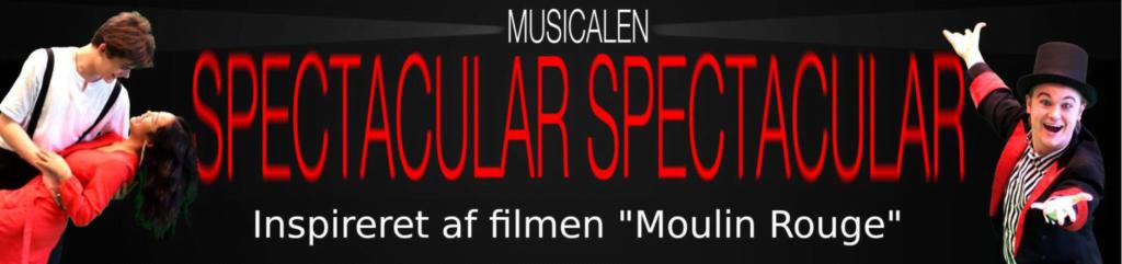 Årets musical på hasseris gymnasium! Banner 2