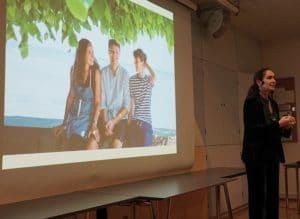 Signe Wenneberg fortæller om hendes 2 sønners involvering i destilleriet Wenneberg Og Sønner
